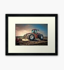 Case  Framed Print