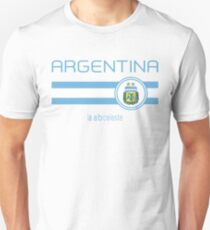 Football - Argentina (Home White) Unisex T-Shirt