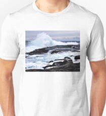 Ferocious Ocean -- Peggy's Cove, Nova Scotia T-Shirt