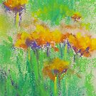 Spring (pastel) by Niki Hilsabeck