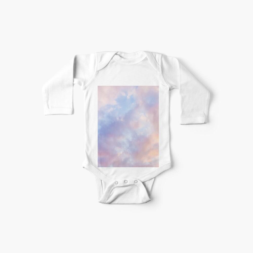 Pink sky Baby One-Piece