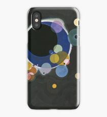 Kandinsky - Several Circles (Einige Kreise) iPhone Case/Skin
