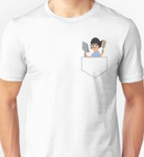 Dust & Brush (Pocket) Unisex T-Shirt