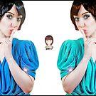SONGBIRD Twin Double Take by shhevaun