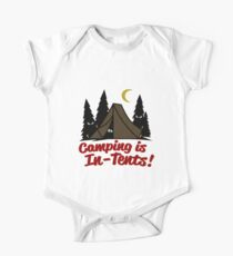 Camping Is In-Tents Kids Clothes