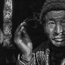 Nepali Shopkeep by V1mage
