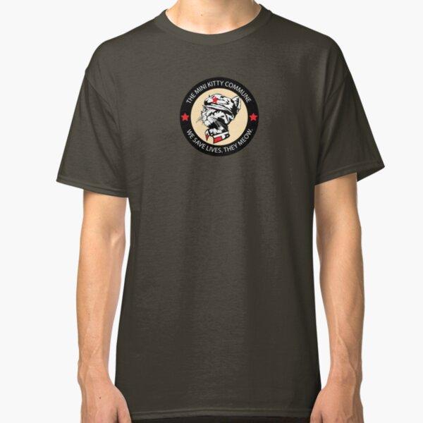 Chairman Meow - Patch Classic T-Shirt