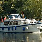 A Cruise on the Ouze by Kawka