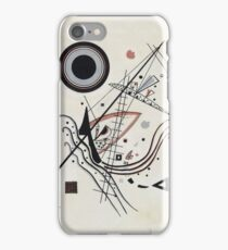 Kandinsky - Blue 1922  iPhone Case/Skin