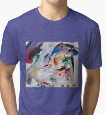 Kandinsky - Improvisation 1913  Tri-blend T-Shirt