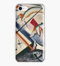 Kandinsky - White Cross iPhone Case/Skin