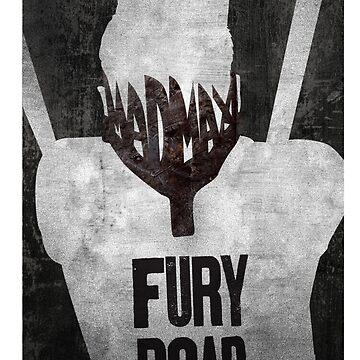 Mad Max Fury Road by stephencase