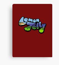 Lemon Jelly Canvas Print