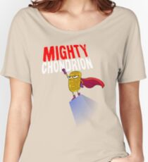 MIGHTY CHONDRION Women's Relaxed Fit T-Shirt