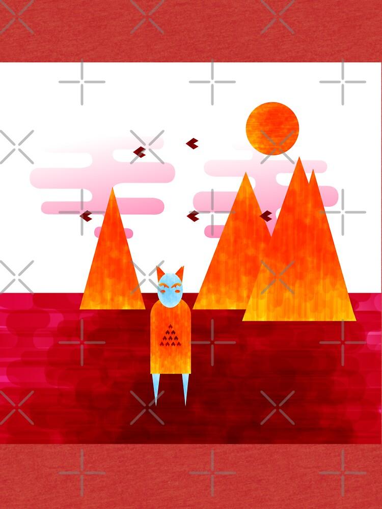 The desert shaman by quickoss