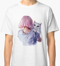 Pink Cuddles Classic T-Shirt