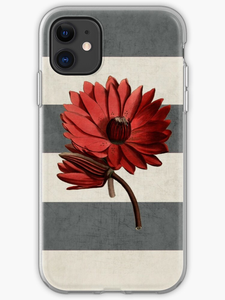 waterlily iPhone 11 case