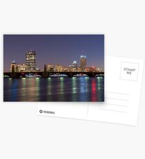 Boston Reflections Postcards