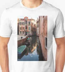 Venice, Italy - Wandering Around the Small Canals T-Shirt