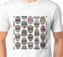 Calevera - Sugar Skull Unisex T-Shirt