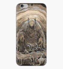 John Bauer , Nilas offer iPhone Case