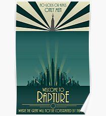 Bioshock Art #1 Poster