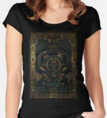 Bioshock Art #2 Women's Fitted Scoop T-Shirt