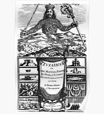 Leviathan (Thomas Hobbes) Poster
