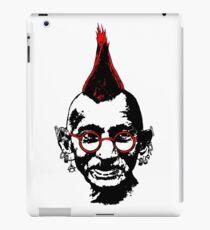 Punk Gandhi Coque et skin iPad