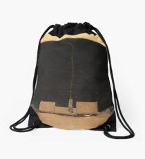 John Bauer, Stugan vid bergets fot, Drawstring Bag