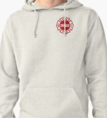 Chicago Fire Pullover Hoodie