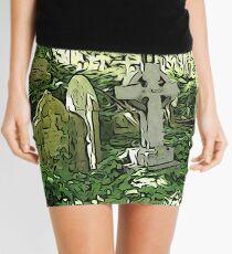 Highgate Cemetery London Mini Skirt