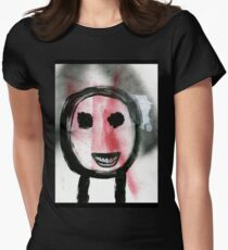 Face 03 Women's Fitted T-Shirt