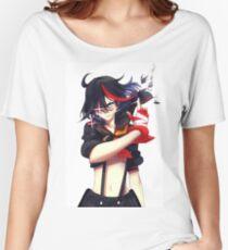 Tough Girl Makoi Women's Relaxed Fit T-Shirt