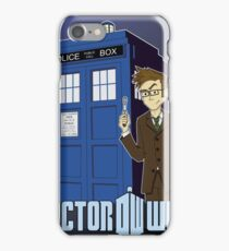 Doctor Who Animated iPhone Case/Skin