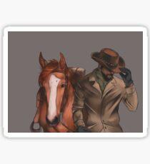 Gunslinger Sticker