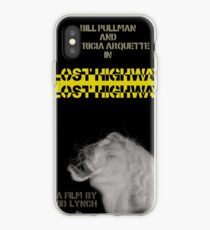 Lost Highway Poster iPhone Case