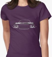 1972 ford gran torino Womens Fitted T-Shirt