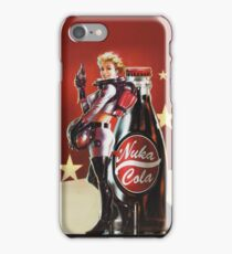 Nuka Cola Girl iPhone Case/Skin