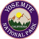 YOSEMITE NATIONAL PARK CALIFORNIA MOUNTAIN MOUNTAINS SUN by MyHandmadeSigns