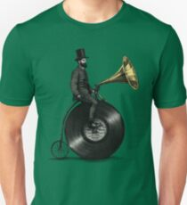 Music Man (green colour option) T-Shirt