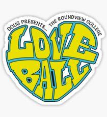 LoveBall Sticker