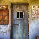 Goldfield Ghost Town Jail by Teresa Zieba