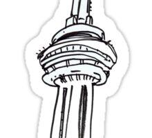 VIEWS - CN TOWER Sticker