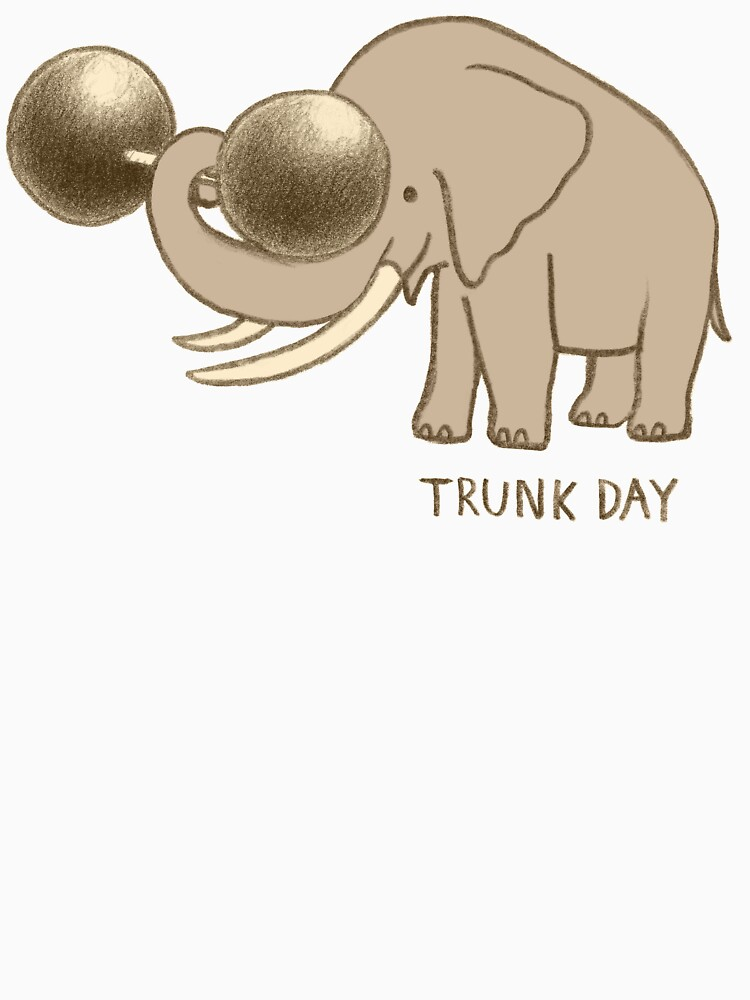 Trunk Day by opifan