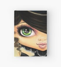 Victorian Gothic - Vampire Girl Hardcover Journal