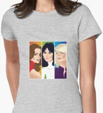 My Angels Women's Fitted T-Shirt