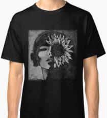 Sunflower Girl Classic T-Shirt