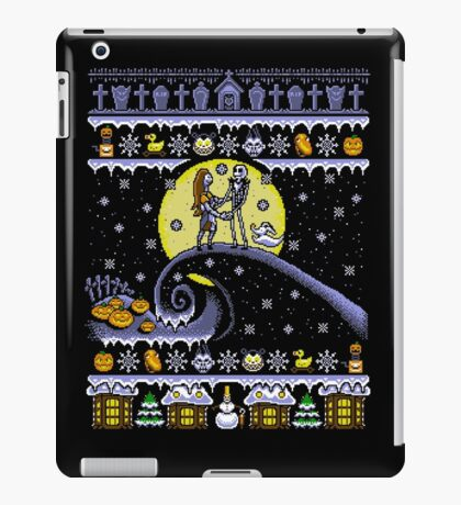 A Romantic Nightmare iPad Case/Skin