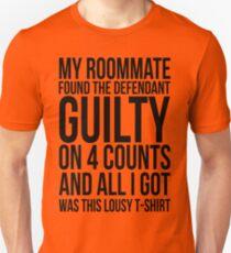 dieses miese T-Shirt Slim Fit T-Shirt